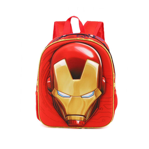 Karactermania : Marvel Iron Man reversible backpack 32cm
