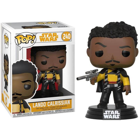 POP figure Star Wars Solo Lando Calrissian