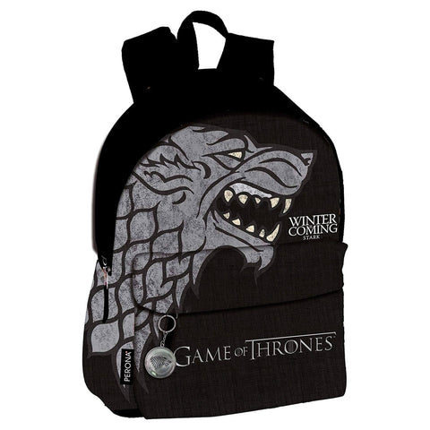 Perona : Game of Thrones Stark adaptable backpack 42cm
