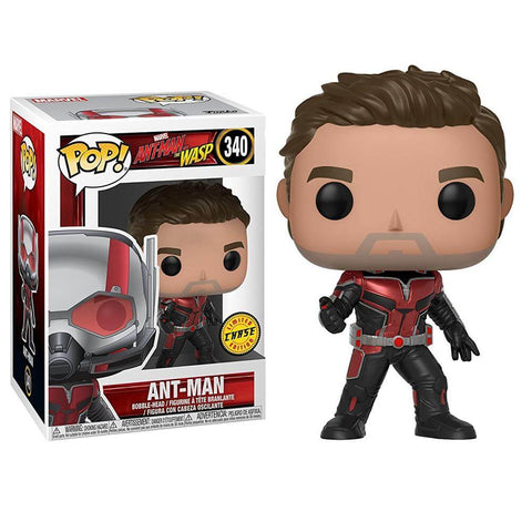 POP Marvel: Ant-Man & The Wasp - Ant-Man (chase edition)