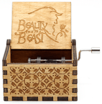 Beauty & the Beast Musicbox