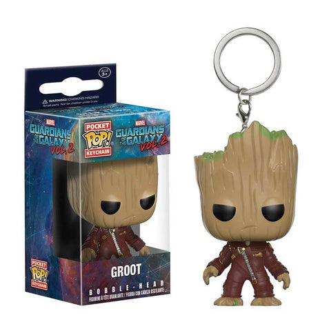 Pocket Pop! Keychain: Guardian O/T Galaxy 2 - Groot