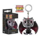 Pop Keychain: GOT - Drogon