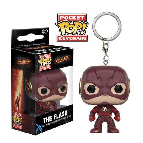 POP Keychain: The Flash - The Flash
