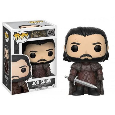 POP! Vinyl: Game of Thrones: S7 Jon Snow