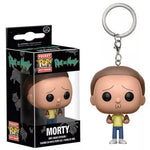 Pop Keychain: R&M - Morty