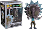 POP Animation: R&M - Rick w/ Facehugger (Exc)