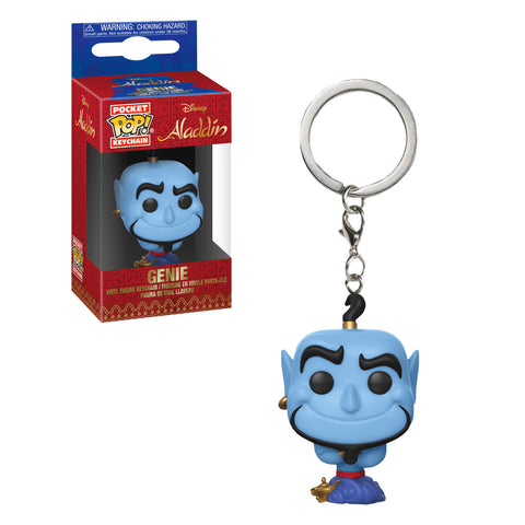 Pocket Pop! Keychain: Aladdine - Genie