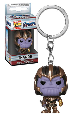 Pocket Pop! Keychain: Avengers Endgame - Thanos