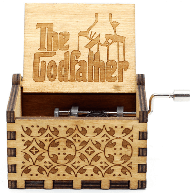 Godfather Musicbox