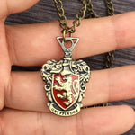 Gryffindor Pendant and Ring