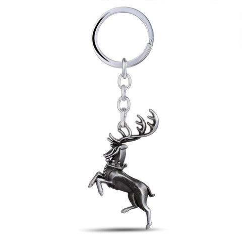 Game Of Thrones - Baratheon keychain