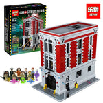 LEPIN: Ghostbusters - Firehouse Headquarters