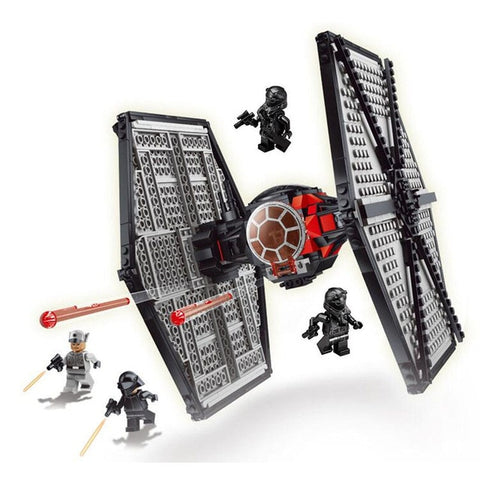 LEPIN: Star Wars - First Order Special Forces TIE fighter