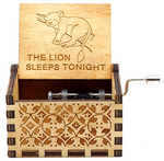 Lion King Musicbox