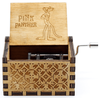 Pink Panther Musicbox
