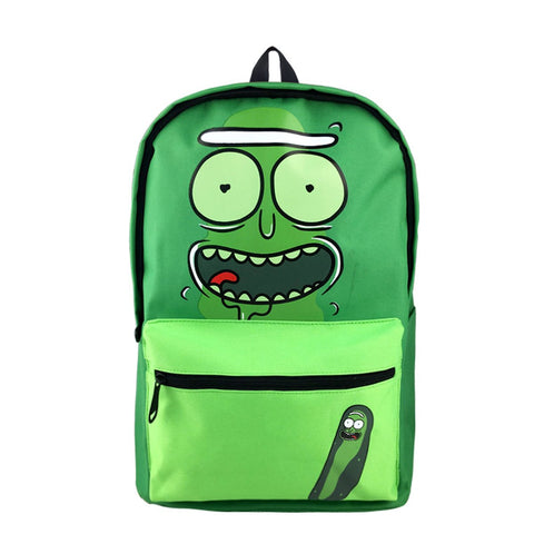 Rick and Morty Backpacks