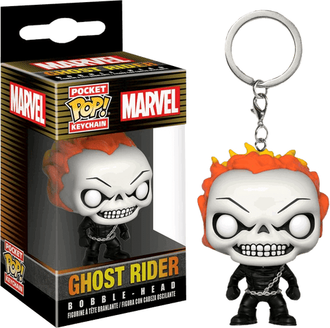 Funko Pocket Pop! Keychain: Marvel - Ghost Rider