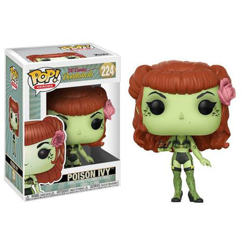 POP Heroes: DC Bombshells W2 - Poison Ivy
