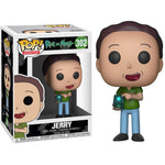 POP figure Rick & Morty Jerry