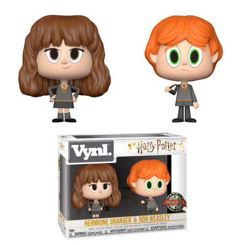 Vynl figures Harry Potter Ron & Hermione Broken Wand Exclusive