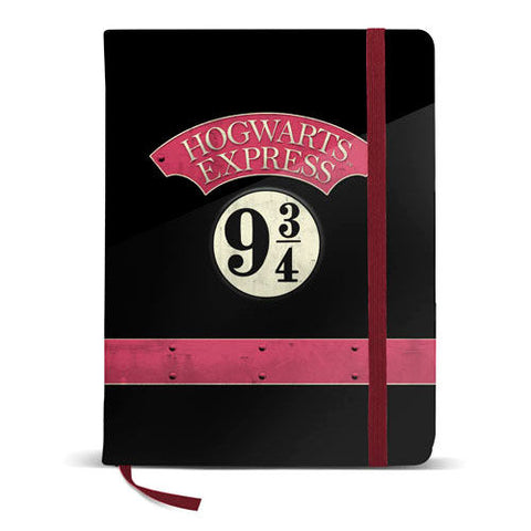 Karactermania : Harry Potter Hogwarts Express 9 3/4 diary
