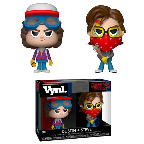 Vynl figures Stranger Things Steve & Dustin