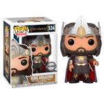 POP figure The Lord of the Rings Aragorn Exclusive