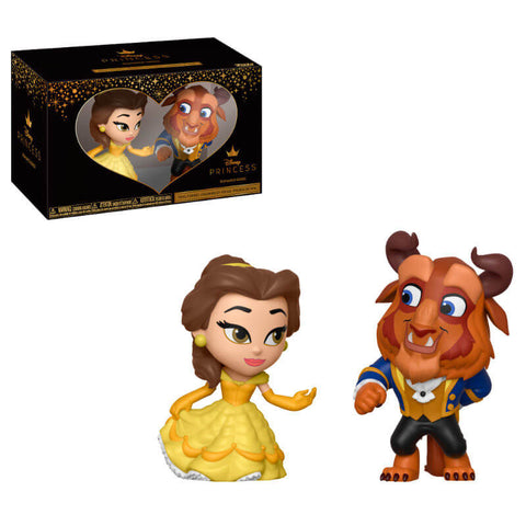 Vinyl figures Disney Beauty and Beast Beast & Belle