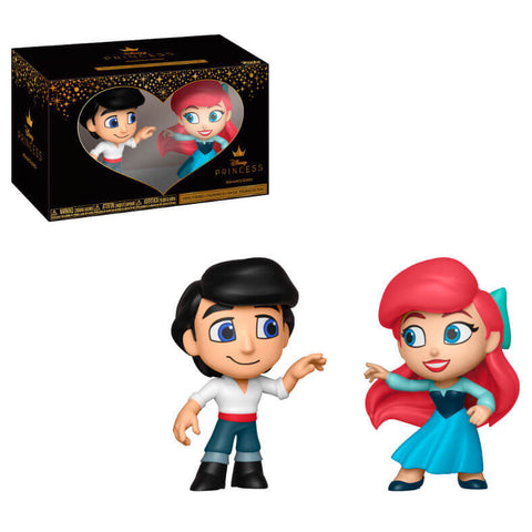 Vinyl figures Disney Little Mermaid Eric & Ariel