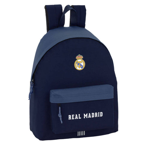 Safta : Real Madrid Blue backpack 42cm