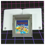 Paladone : Nintendo Super Mario notebook cartridges