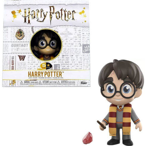 5 Star figure Harry Potter Harry vinyl Exclusive
