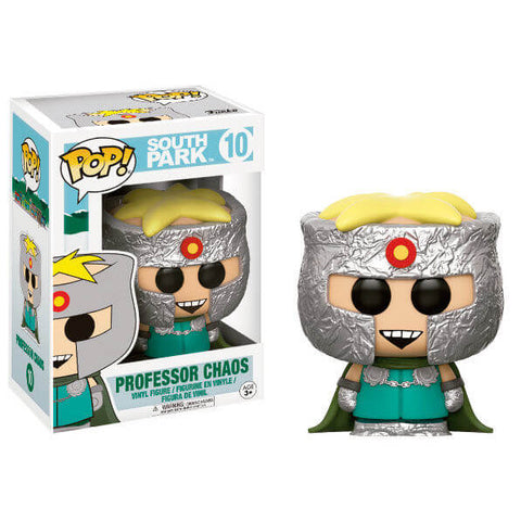 POP! figure South Park Professor Chaos