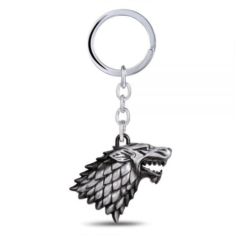 Game Of Thrones - Stark keychain