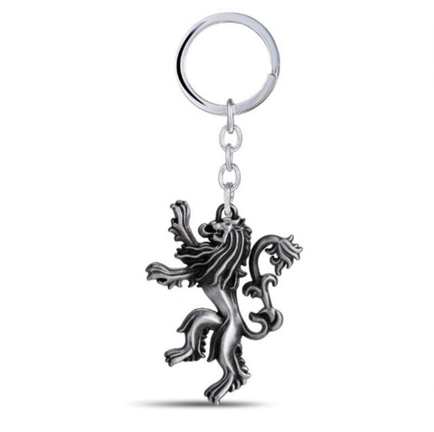 Game Of Thrones - Lannister keychain