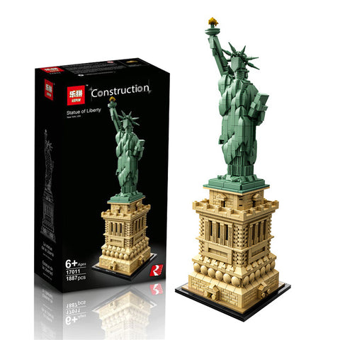 LEPIN : Architecture - Statue Of Liberty