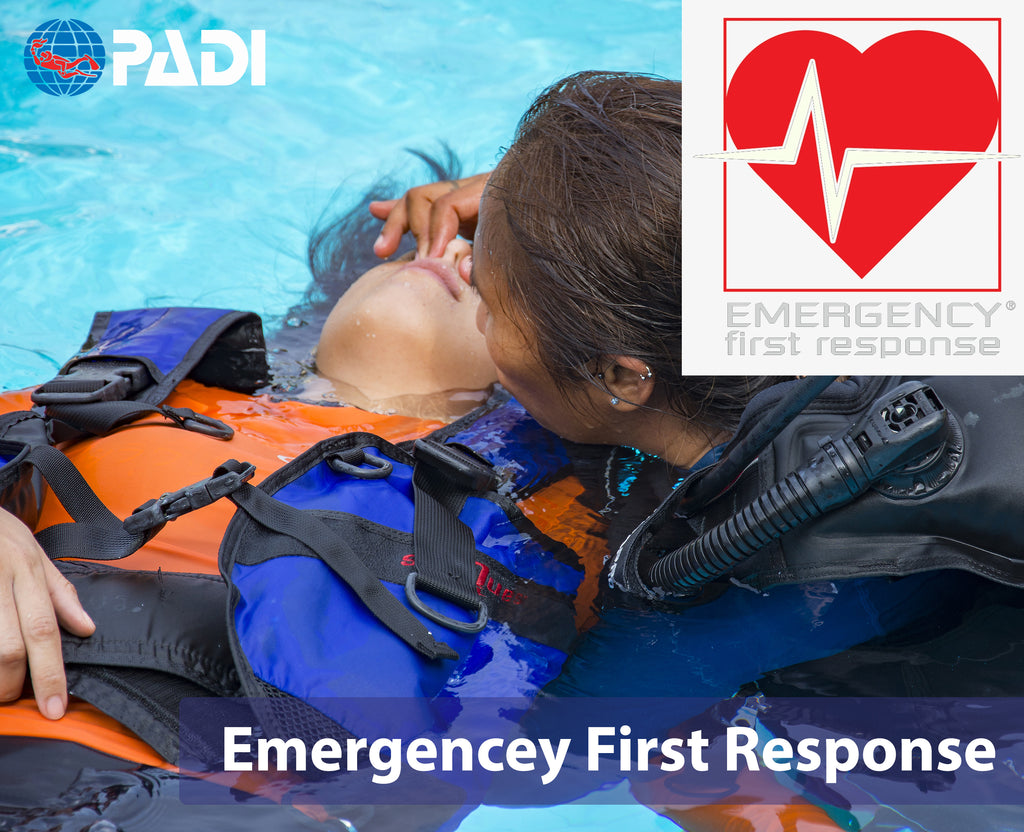 PADI Emergency First Response + Care for Children