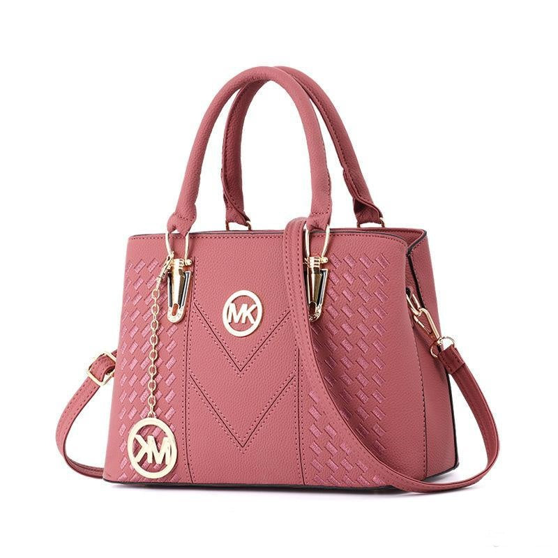 Top Sell-Ladies Shoulder Bag Bucket Purse Brand PU Leather