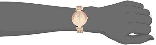 Anne Klein Women's Swarovski Crystal Watch