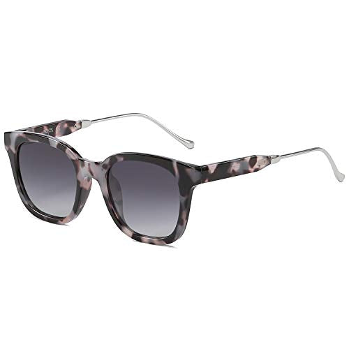 SOJOS Classic Square Polarized Sunglasses
