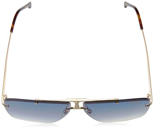 Sunglasses Carrera 1016 /S 0001 Yellow Gold / 08 dark blue gradient lens, 64-11-145