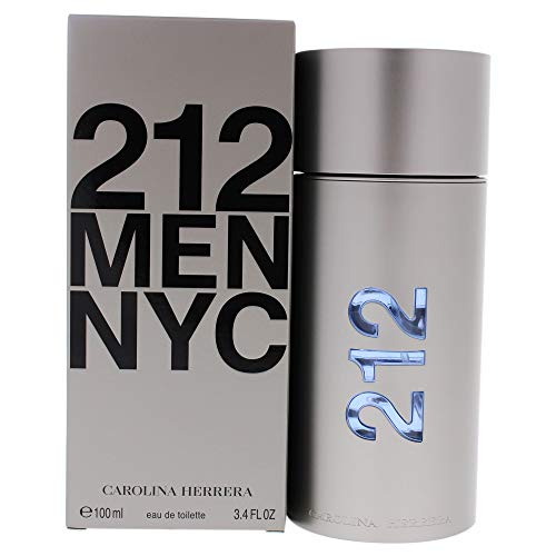 Carolina Herrera 212 For Men.  3.4 Fl. Oz - Shade & watches