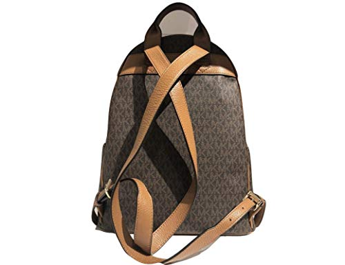 MICHAEL Kors Abbey Jet Set Leather Backpack
