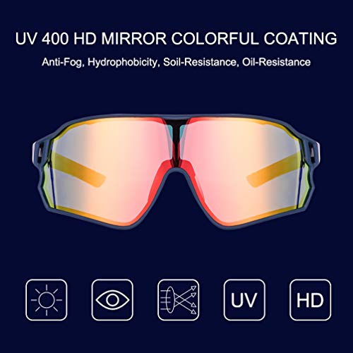 UV Protection Cycling Sunglasses for UniSex