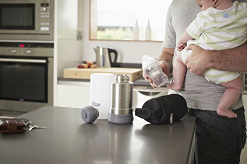 Baby Nature Portable Travel Bottle Warmer