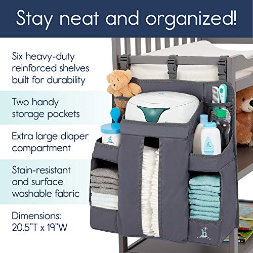 Hanging Diaper Organization Storage for Baby Essentials