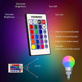 LED Color Changing Bulb with Remote Control