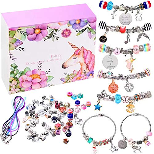 Bracelet kit Jewelry Gift Set for Girls Teens