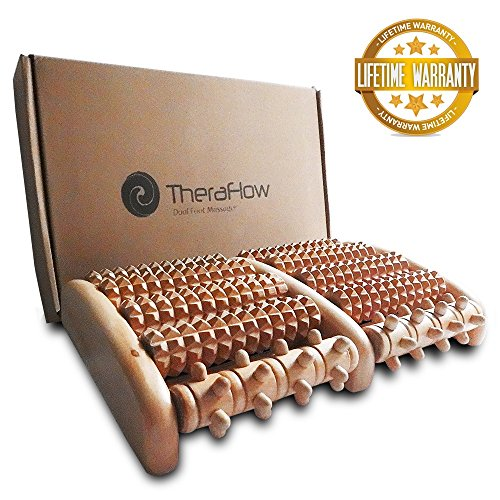 Relieve Stress, Heel, Arch Pain Foot Massager - Mother Day Gift - Shade & watches
